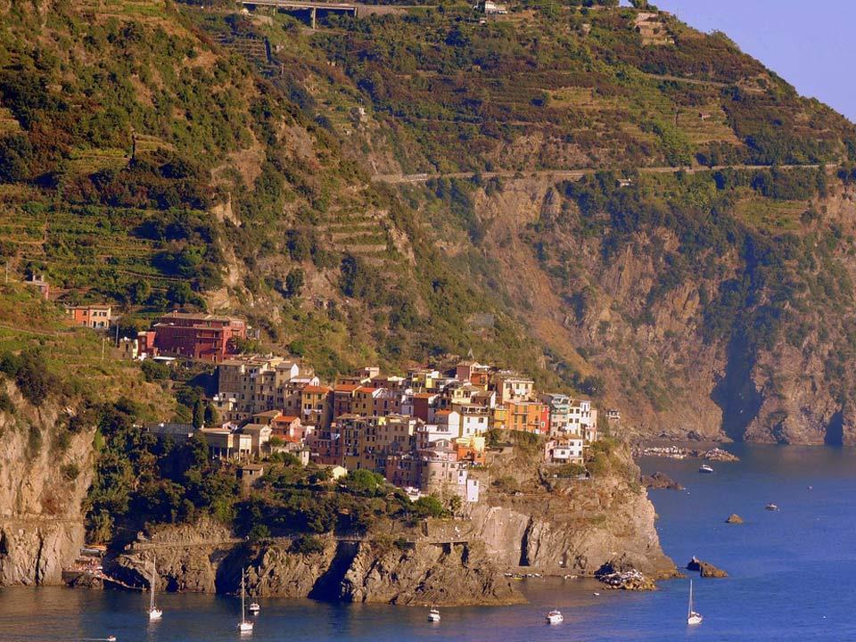 Le Cinque Terre - Villaggio Smeraldo